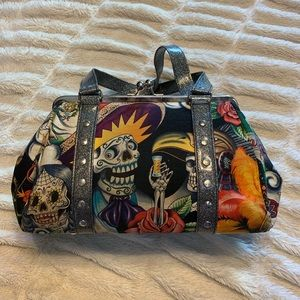 Holdfast❤️☠️Day of the Dead Handbag